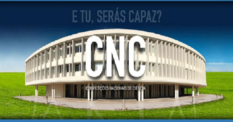 Competições Nacionais de Ciência 2018 - PmatE - Secundário