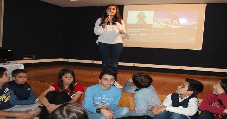 Conferência - Jovens Pensadores