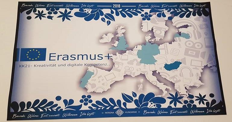 Budapeste - Programa Erasmus+