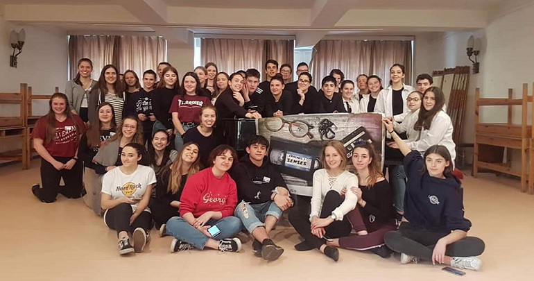 Projeto Erasmus+ 'SENSES'