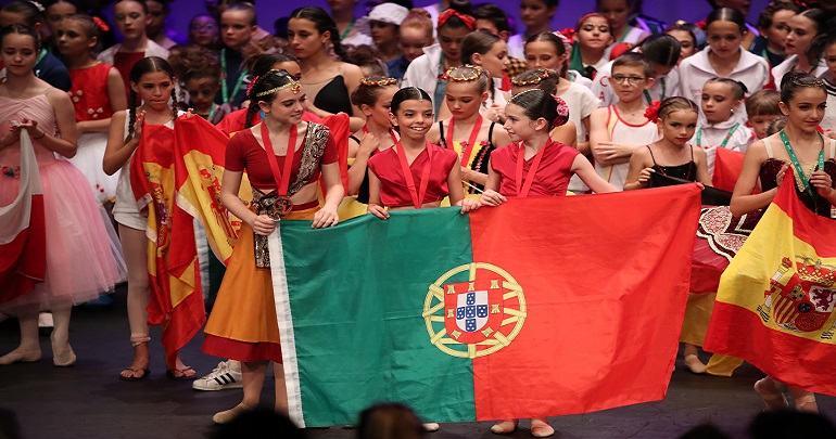 ABPVI conquista 4 Medalhas no Dance World Cup