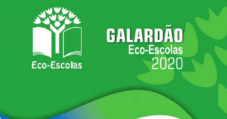 Bandeira Verde Eco Escolas, pelo 4.º ano consecutivo